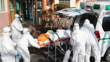 Korban Meninggal karena Virus Corona Sentuh 2.663 Jiwa