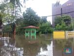 Terendam Banjir, Ini Wilayah di Jakarta yang Padam Listrik