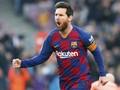 Messi Terbaik di Eropa Sebelum Wabah Corona Melanda