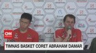 VIDEO: Timnas Basket Coret Abraham Damar