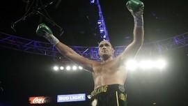 Kalahkan Wilder, Tyson Fury Klaim Selevel Muhammad Ali