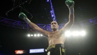 Tyson Fury vs Anthony Joshua, Duel Inggris Terbesar Abad Ini