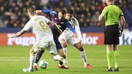Madrid Terpuruk Jelang Liga Champions dan El Clasico