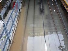 Jakarta Banjir, Ini Update Kondisi KRL dan Jalan Tol