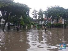 Jakarta Banjir, PLN Padamkan Listrik di Wilayah Ini