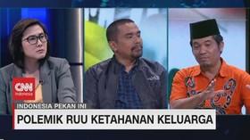 VIDEO: Polemik RUU Ketahanan Keluarga