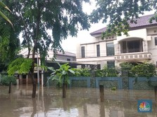 Awas Banjir, Ini Potensi Hujan Lebat di Wilayah Jakarta