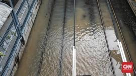 Hujan Deras, Jaksel dan Jakut Dikepung Banjir