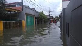 Banjir Rendam Ratusan Rumah di Jakarta Timur