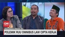 VIDEO: Polemik RUU Omnibus Law Cipta Kerja