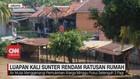 VIDEO: Luapan Kali Sunter Rendam Ratusan Rumah