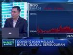 IHSG Tumbang , Analis: Corona Masih jadi Penyebabnya