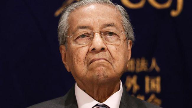 Mahathir Bantah Tuduhan Tolak Serahkan Kuasa ke Anwar Ibrahim