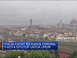 'Negeri Spaghetti' Terkejut Disambangi Corona