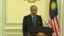 VIDEO: Mahathir Mohamad Mundur dari Jabatan Perdana Menteri