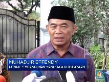 Kisah Menteri Muhadjir Tegur Keras Anies Soal Bansos Covid-19