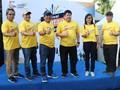 Rayakan HUT, Bank Mantap Hibur Nasabah Kota Semarang