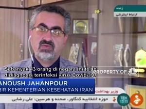 Kurang dari Seminggu, Corona Tewaskan 8 Orang di Iran