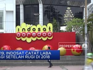 2019, Indosat Catat Laba Lagi Setelah Rugi di 2018