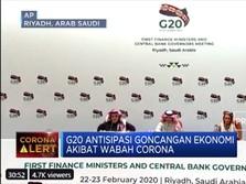 Bayang-Bayang Corona Turut Warnai Pertemuan G20