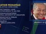 Mahatir Mohamad Mundur dari Jabatan PM Malaysia