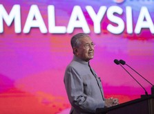 Usai Serahkan Surat Resign, Mahathir Temui Raja Malaysia