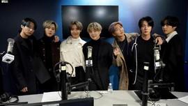 BTS Ungkap Pengalaman Carpool Karaoke Bersama James Corden
