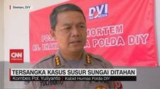 VIDEO: Pembina Pramuka Tersangka Kasus Susur Sungai Ditahan