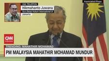 VIDEO: Hikmahanto: Mahathir Terlihat Legowo Mengundurkan Diri