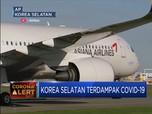 Dampak Corona, Maskapai Korsel Hentikan Penerbangan Ke Daegu