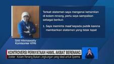 VIDEO: Kontroversi Pernyataan Hamil Akibat Berenang