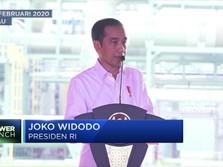 Ada yang Borong Sembako Karena Corona, Jokowi: Jangan Panik