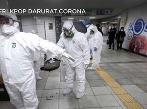 Waspada! Negeri K-Pop Darurat Corona