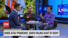 VIDEO: Prabowo, Anies & Sandi Uno 'Curi Start' Pilpres 2024