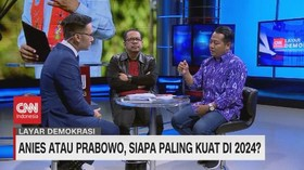 VIDEO: Prabowo, Anies & Sandi Uno 'Curi Start' Pilpres 2024