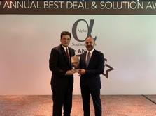 BNI Raih Penghargaan Remitansi Terbaik ASEAN ke-11 Kali
