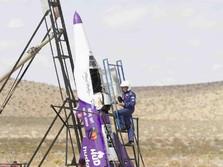 Pria ini Tewas Usai Luncurkan Roket Demi Buktikan Bumi Datar