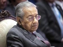 Sah! Raja Tunjuk Mahathir Mohamad Jadi PM Sementara Malaysia