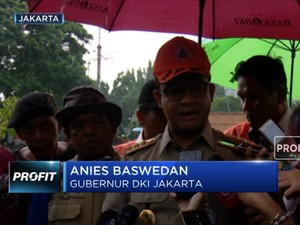 Sebanyak 200 RW di Jakarta Terendam Banjir