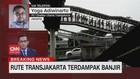 VIDEO: Rute Transjakarta Terdampak Banjir