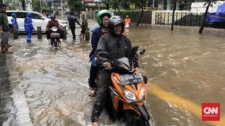 Daftar Wilayah di Jakarta yang Masih Banjir Hari Ini