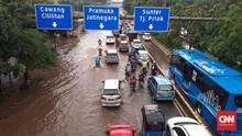 Polisi: Pemotor Tewas Terjang Banjir karena Tak Hati-hati