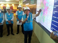 Jakarta Banjir, PLN Terpaksa Padamkan 2.229 Gardu Listrik