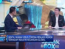 Masih Karena Corona, Industri Reksa Dana Tumbuh Minus 1,16%