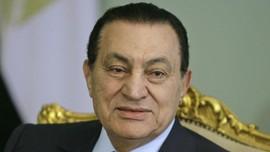 Eks Presiden Mesir Husni Mubarak Meninggal di Rumah Sakit