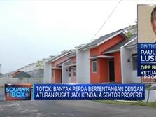 Dorong Kinerja Sektor Properti, REI Nantikan Omnibus Law