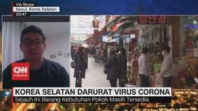VIDEO: Korea Selatan Darurat Virus Corona