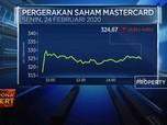 Corona Masih Ganas, Saham Mastercard 'Tergilas'