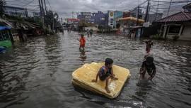 Dua Warga Meninggal saat Banjir di Bekasi