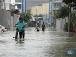 Banjir! Listrik di Jakarta, Banten dan Sebagian Jabar Padam
